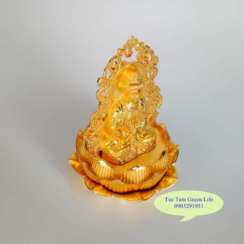 Cách đặt tượng Phật trên xe ô tô