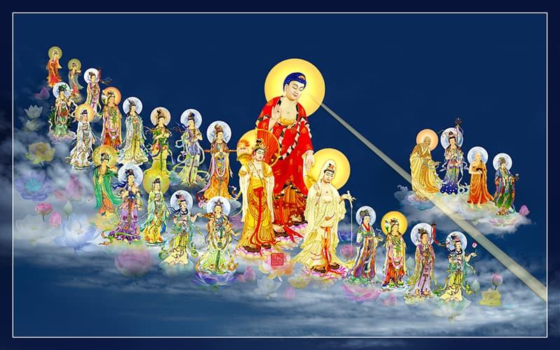Kinh niệm Phật Ba La Mật