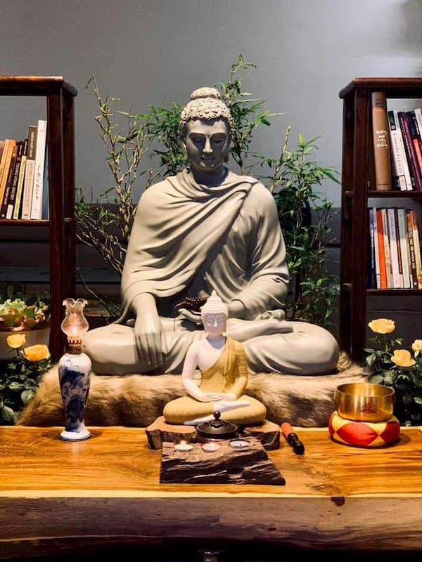 Phật tại tâm là gì