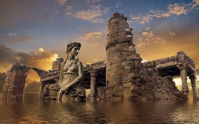 Nền Văn minh Atlantis có thật không