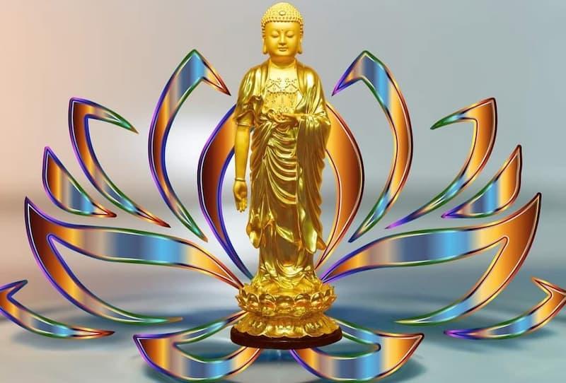 32 Tướng tốt 80 vẻ đẹp của đức Phật