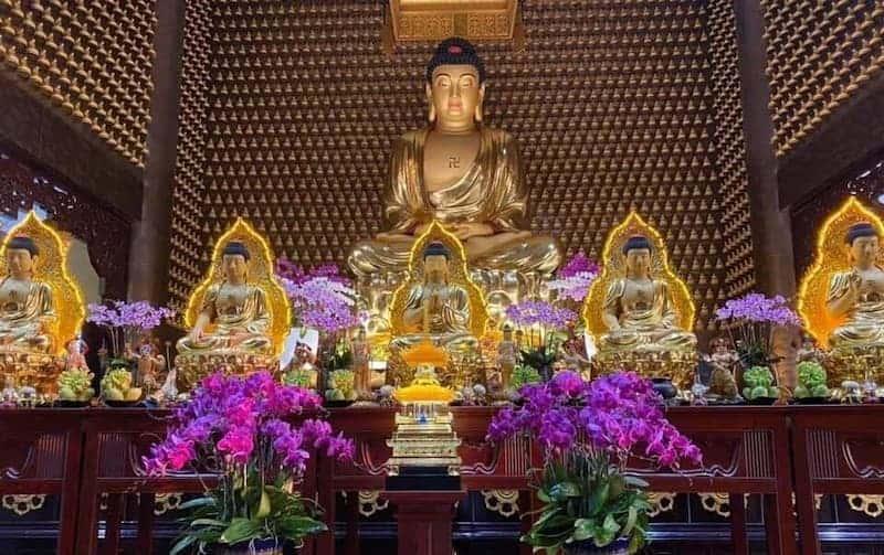Cách treo ảnh Phật trong nhà