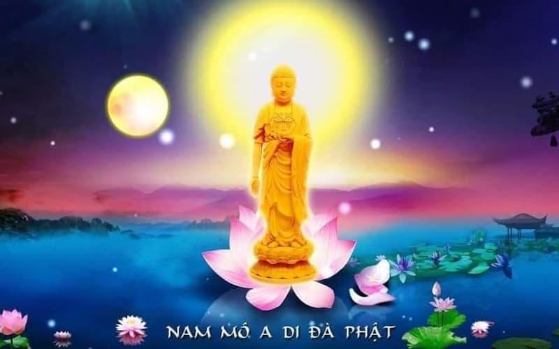 Chép hồng danh Phật